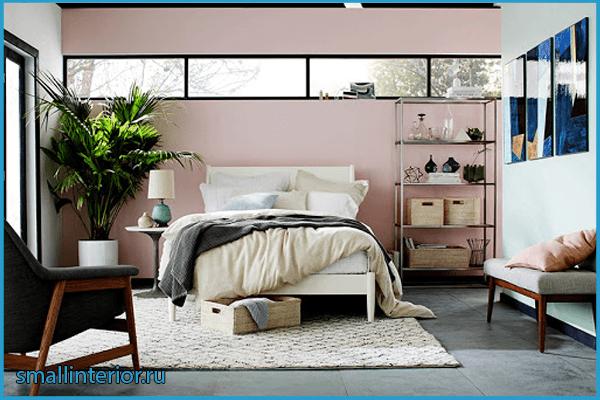 Мебель в розовой спальне 3