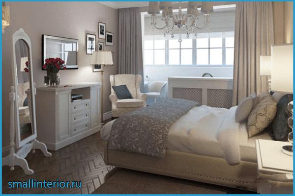 Спальня с балконом 2