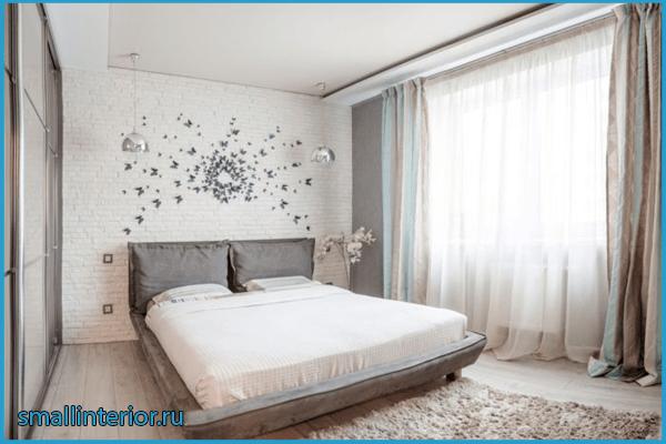 Бюджетные дизайны спальни